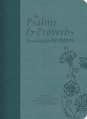 Cover for The Psalms and Proverbs Devotional for Women