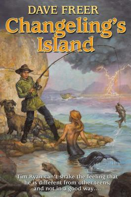 Changeling's Island (Baen #1) Cover Image
