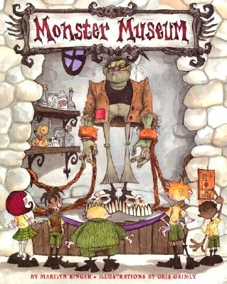 Monster Museum Cover