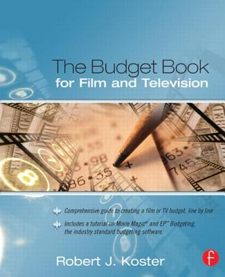 The Budget Book for Film and Television Cover Image