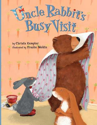 Uncle Rabbit's Busy Visit Cover
