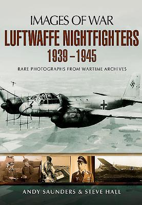 Luftwaffe Night Fighters 1939 - 1945 Cover Image