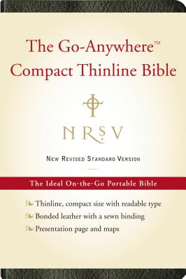 Go-Anywhere Compact Thinline Bible-NRSV Cover