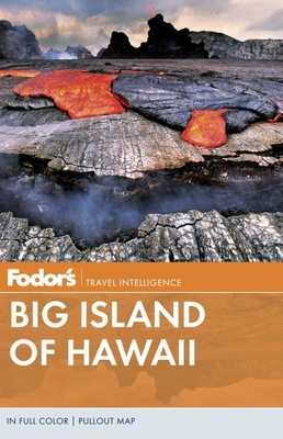 Fodor's Big Island of Hawaii [With Pullout Map] Cover