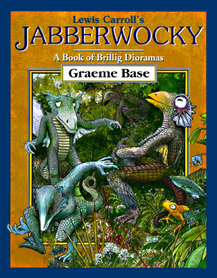 Cover for Lewis Carroll's Jabberwocky