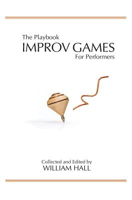 The Playbook: Improv Games for Performers Cover Image