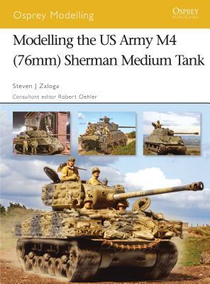 Modelling the US Army M4 (76mm) Sherman Medium Tank Cover