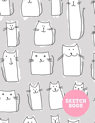 Sketch Book: Simple Note Pad for Drawing, Writing, Painting, Sketching or Doodling - Art Supplies for Kids, Boys, Girls, Teens Who Cover Image