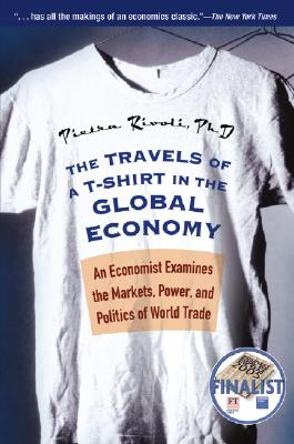 The Travels of A T-Shirt in the Global Economy Cover