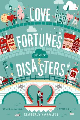 Love Fortunes and Other Disasters (Grimbaud #1) Cover Image