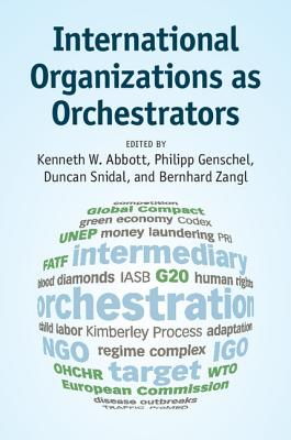 International Organizations as Orchestrators Cover Image