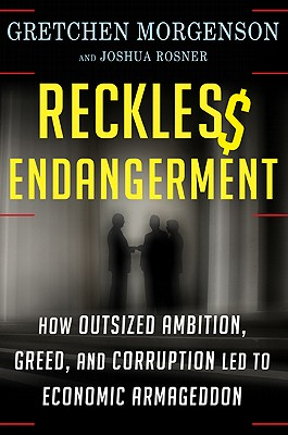 Reckless Endangerment Cover