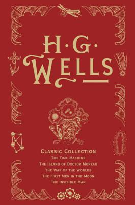 HG Wells Classic Collection I Cover Image