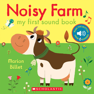 Noisy Farm: My First Sound Book Cover Image