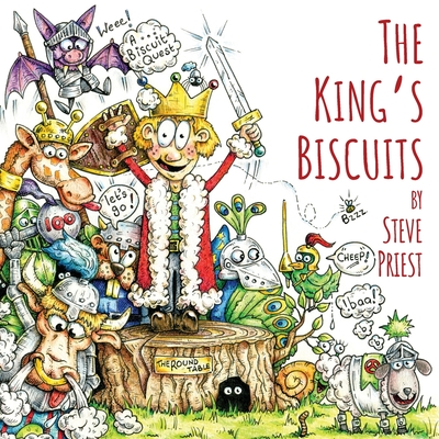 The King's Biscuits Cover Image