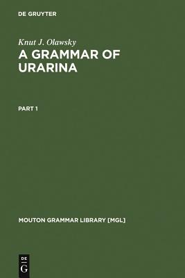 A Grammar of Urarina [With CD] Cover Image