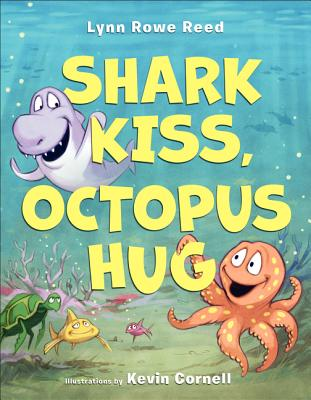 Shark Kiss, Octopus Hug Cover Image