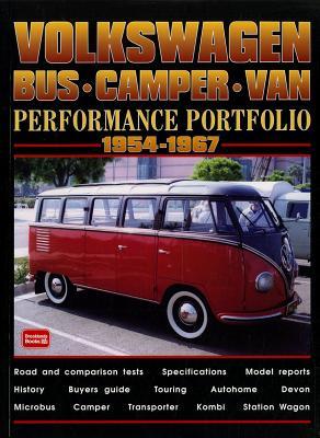 Cover for Volkswagen Bus-Camper-Van 1954-1967 -Performance Portfolio