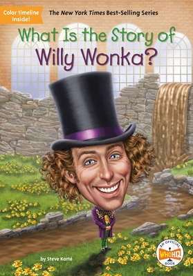 What Is the Story of Willy Wonka? Cover Image