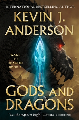 Gods and Dragons (Wake the Dragon #3) Cover Image