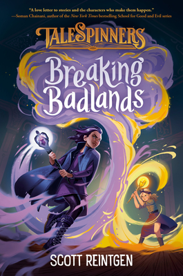 Breaking Badlands (Talespinners #3) Cover Image