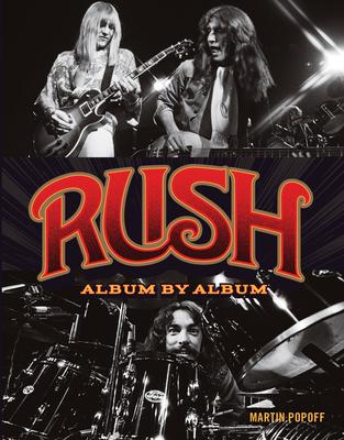 Rush: Album by Album Cover Image