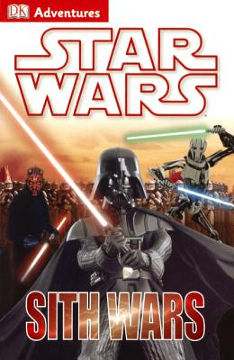Star Wars: Sith Wars (Star Wars (DK Publishing)) Cover Image