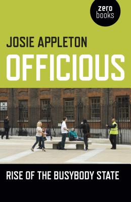 Cover for Officious
