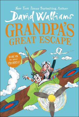Grandpa's Great Escape Cover Image