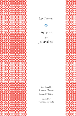 Cover for Athens and Jerusalem