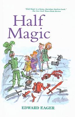 Cover for Half Magic