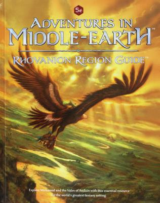 Adventures in Middle Earth Rhovanion Reg Cover Image