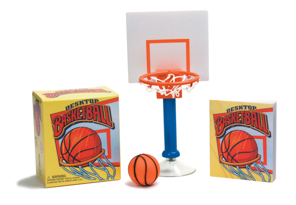 Desktop Basketball: It's a Slam Dunk! (RP Minis) Cover Image