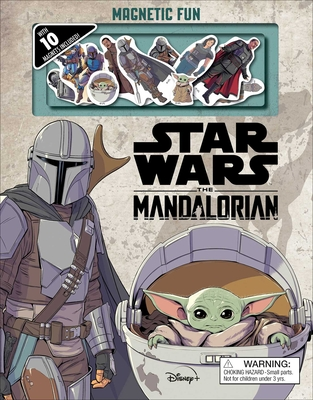 Star Wars: The Mandalorian Magnetic Hardcover Cover Image