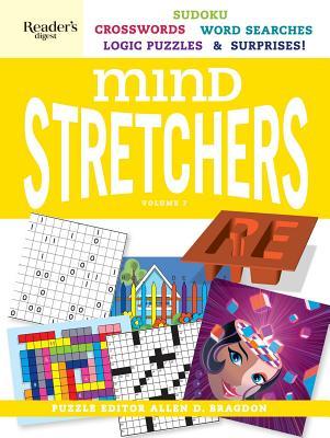 Reader's Digest Mind Stretchers Puzzle Book Vol. 7 (Mind Stretcher's #7) Cover Image
