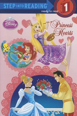 Princess Hearts (Disney Princess) Cover Image