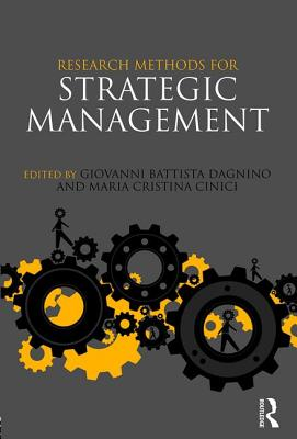 Research Methods for Strategic Management Cover Image