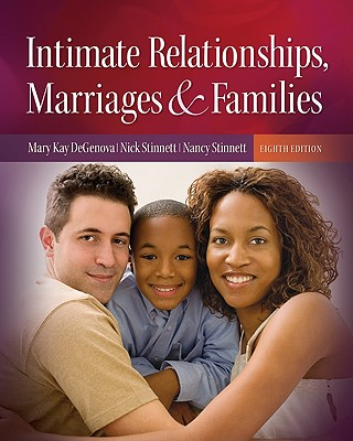 Intimate Relationships, Marriages & Families Cover Image
