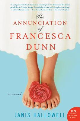 The Annunciation of Francesca Dunn: A Novel Cover Image