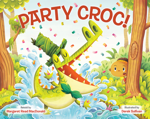 Party Croc! Cover