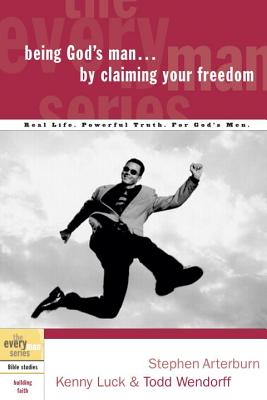 Being God's Man by Claiming Your Freedom Cover