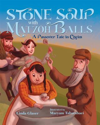 Stone Soup with Matzoh Balls Cover