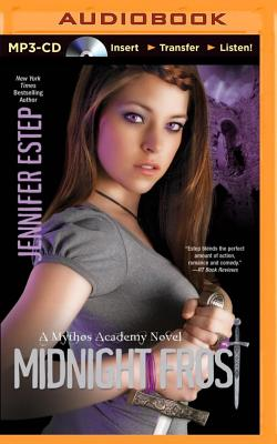 Midnight Frost (Mythos Academy Novels #5) Cover Image