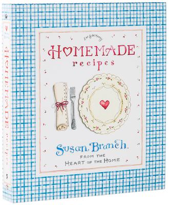 Deluxe Recipe Binder - Homemade Recipes: From the Heart of the Home (Susan Branch) Cover Image