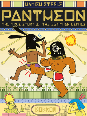 Pantheon Cover Image