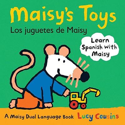 Maisy's Toys/Los Juguetes de Maisy Cover