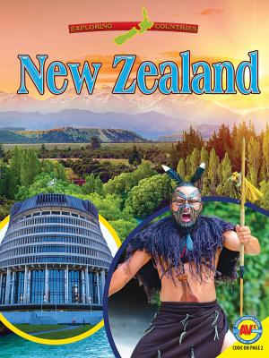 New Zealand (Exploring Countries) Cover Image