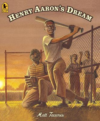Henry Aaron's Dream Cover