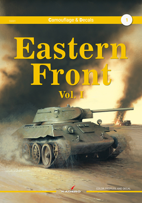 Eastern Front Vol. I (Camouflage & Decals) Cover Image