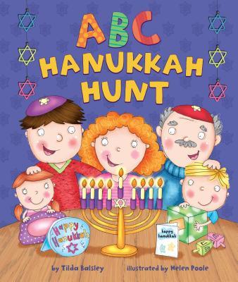 ABC Hanukkah Hunt Cover